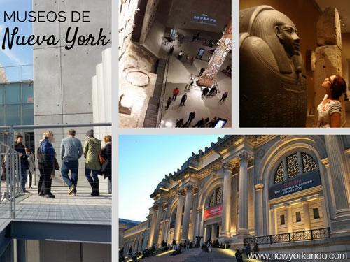 Guías de los museos de Nueva York más importantes (Fotos Whitney, Museo del 11S y sarcófago del MET de AHM - Foto fachada MET PX)