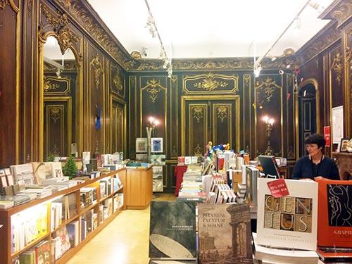 Café y tienda de libros de THEMORGAN - Foto de AHM - Newyorkando