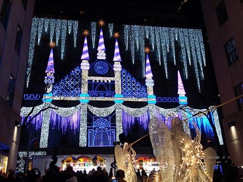 Luces de Navidad en Nueva York - Foto de AHM - Newyorkando