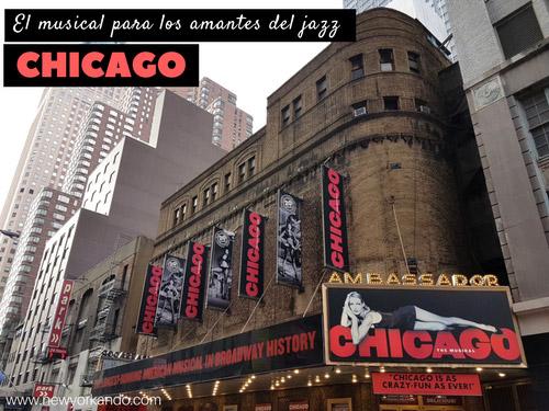 Chicago el Musical de Broadway para los amantes del jazz - Foto de AHM