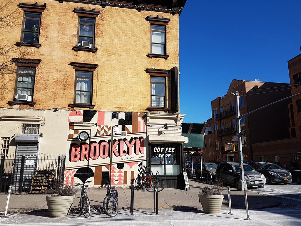 Brooklyn Coffee Shop - Foto de AHM