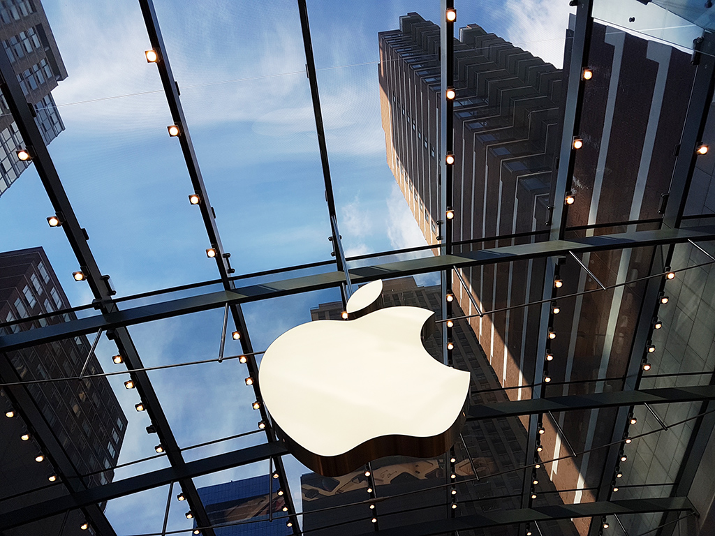 Entrada Apple Store Uptown West Manhattan - Foto de AHM