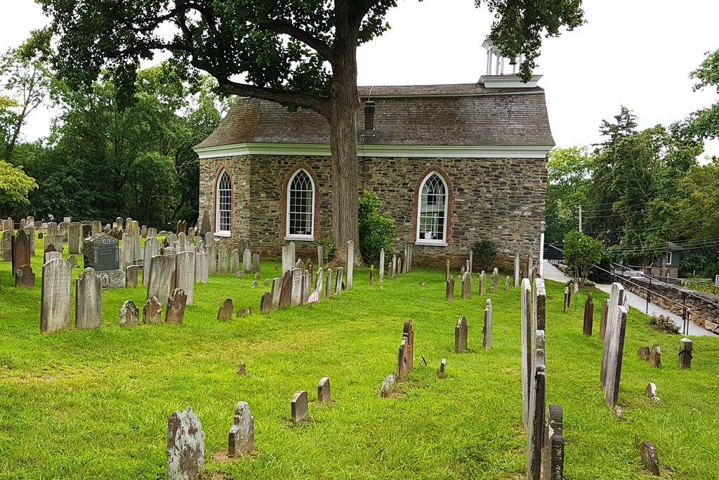 Old Dutch Church y Sleepy Hollow Cemetery - Foto de Andrea Hoare Madrid