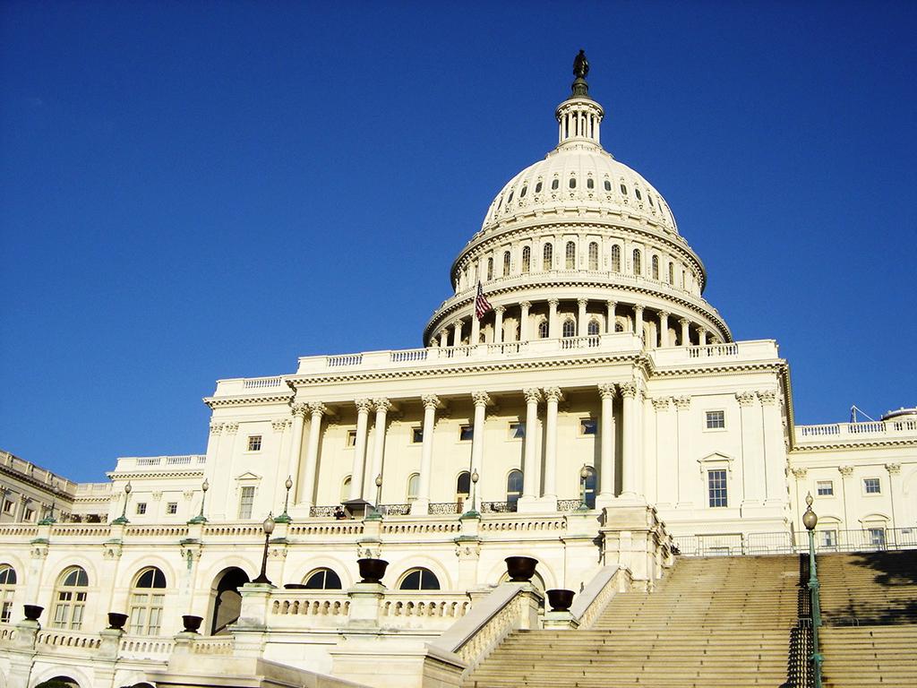 El Capitolio, sede del Congreso de los Estados Unidos en Washington DC - Foto de Andrea Hoare Madrid