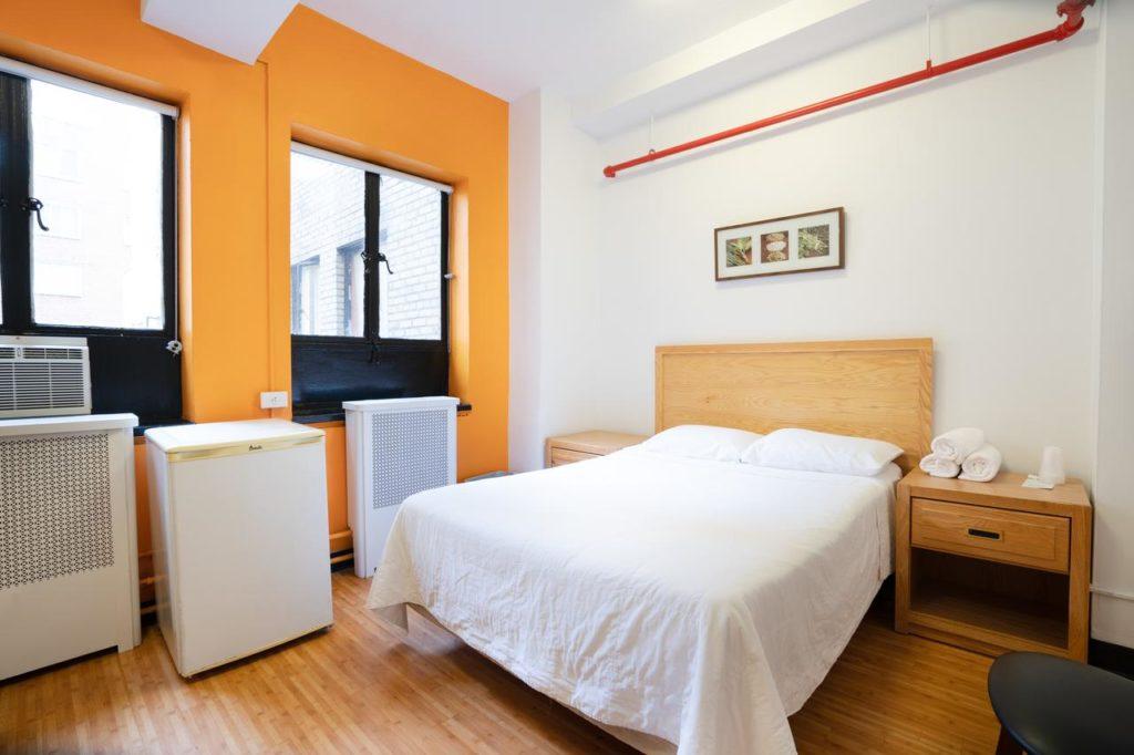 Vanderbilt YMCA habitación - Foto cortesía Booking // Mucho más barato que los hoteles económicos de Manhattan