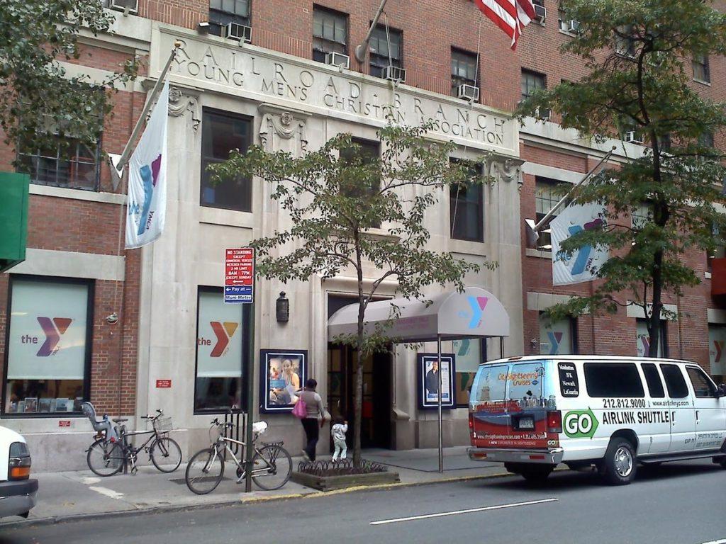 Vanderbilt YMCA - Foto cortesía de Booking