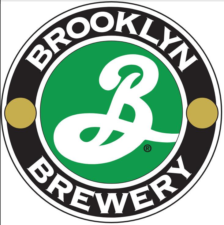 Brooklyn Brewery Logo diseñado por Milton Glaser. Imagen de dominio público de Brooklyn Brewery - https://brooklynbrewery.com/, Public Domain, https://commons.wikimedia.org/w/index.php?curid=45541747