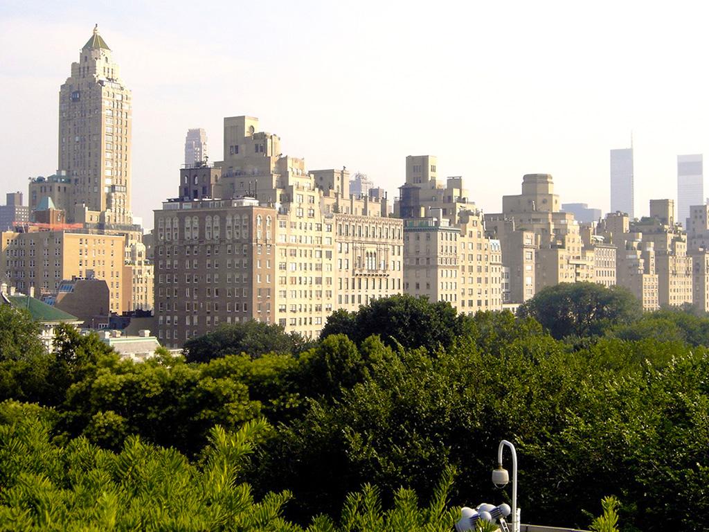 Vista de Central Park y Uptown East desde la terraza del MET - Foto de AHM