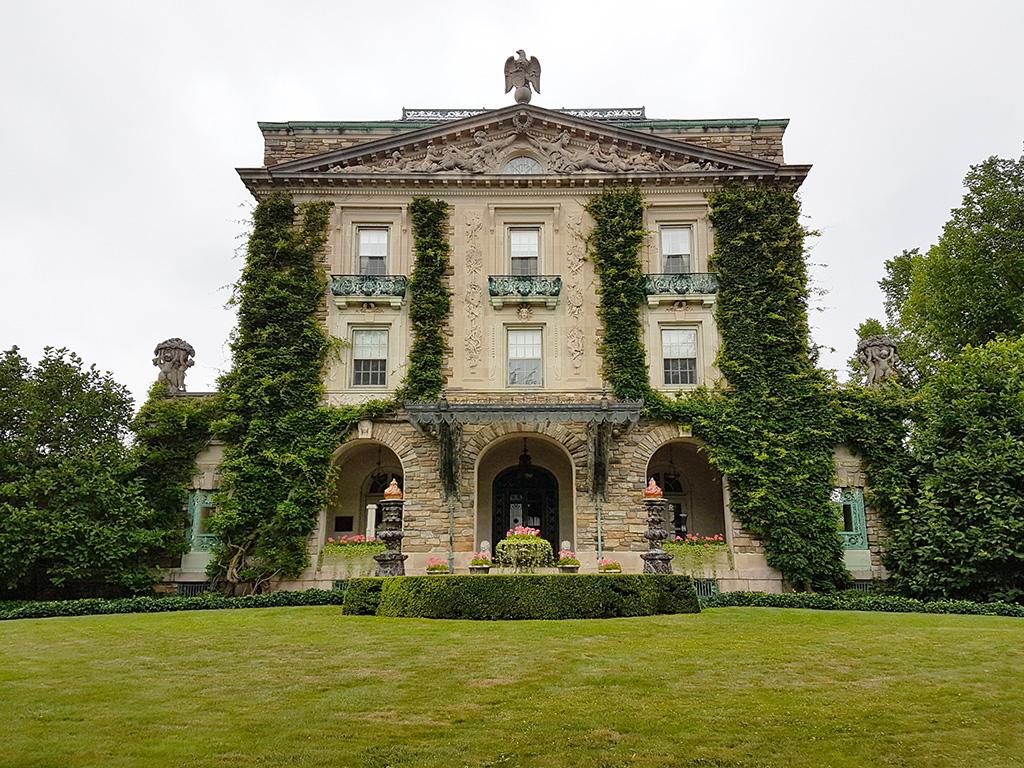 Kykuit, mansión de los Rockefeller en Sleepy Hollow - Foto de Andrea Hoare Madrid