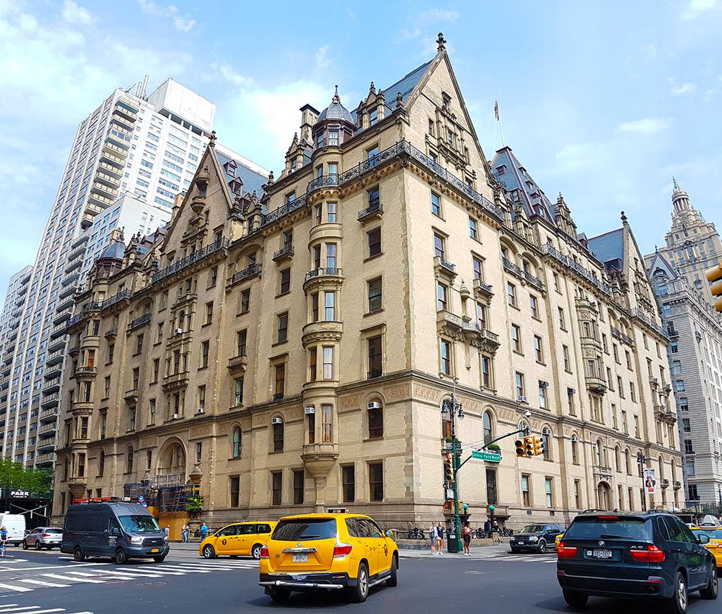 Dakota Building en el Upper West Side - Foto de Andrea Hoare Madrid