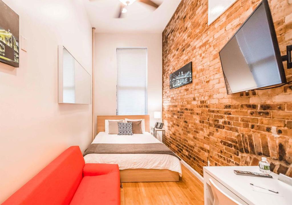 Habitación Chelse Inn en Manhattan - Foto cortesía de Booking