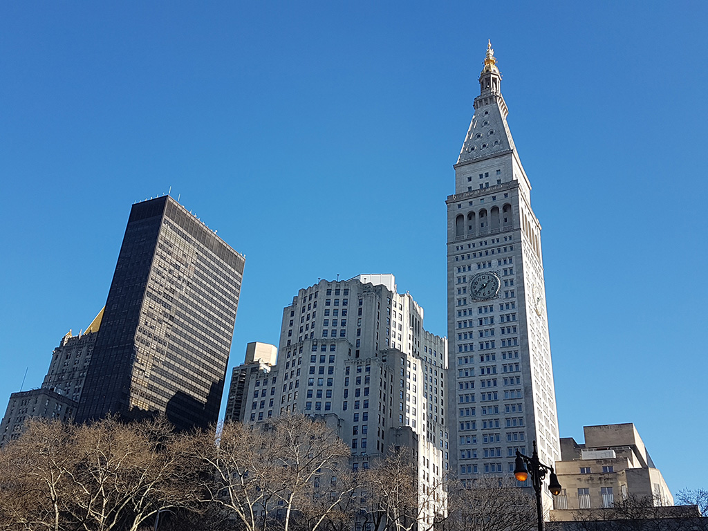 Edificios del Flatiron District en Manhattan - Foto de Andrea Hoare Madrid