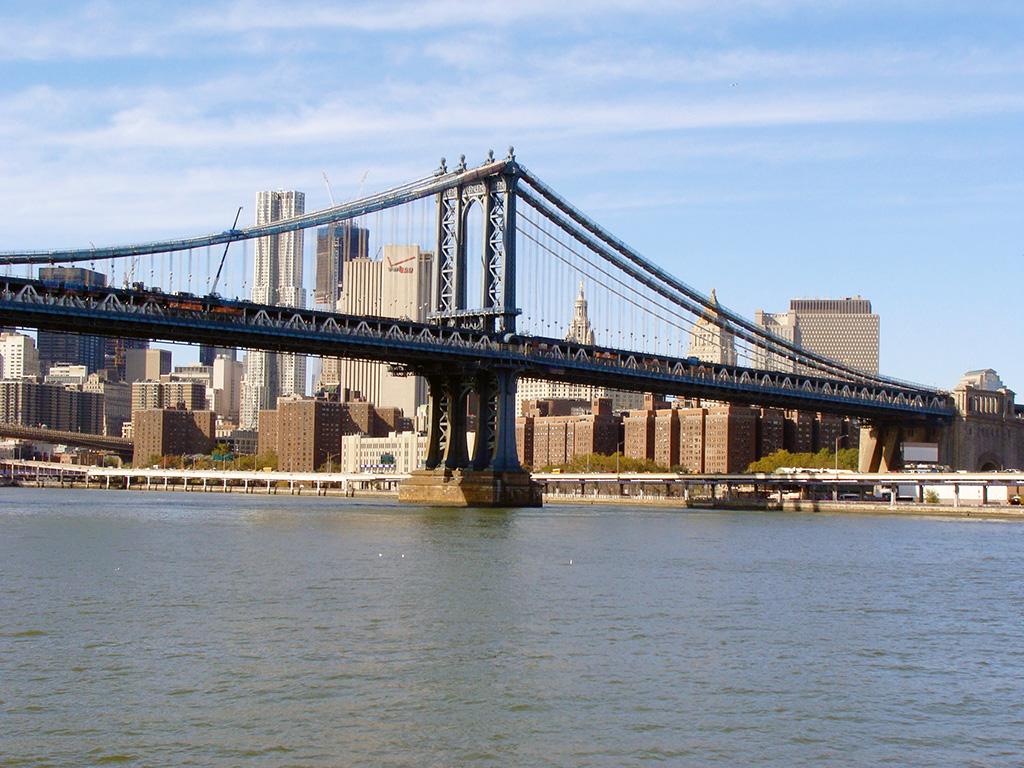 Guía de los Puentes de Nueva York: Manhattan Bridge - Foto de Andrea Hoare Madrid