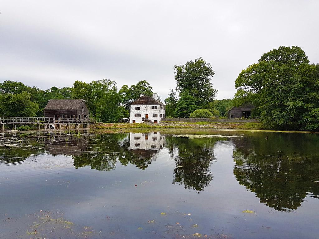 Philipsburg Manor en TarryTown, Nueva York - Foto de AHM