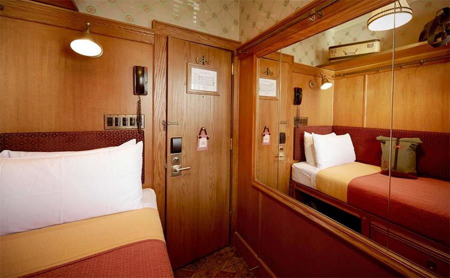 Foto de habitación individual Hotel The Jean en el Meatpacking District cortesía de Booking