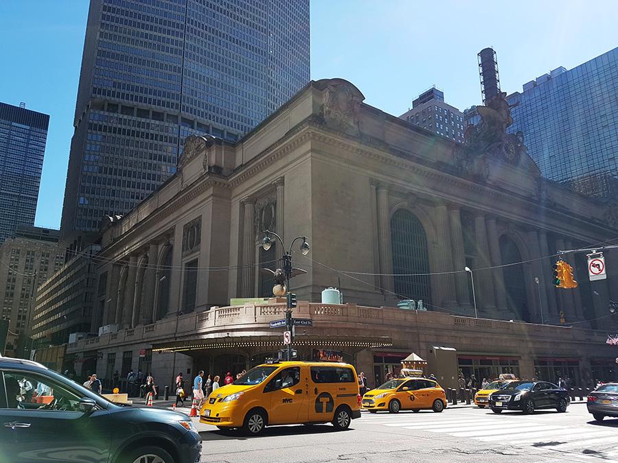 Plano general del Grand Central Terminal en Midtown East Manhattan - Foto de Andrea Hoare Madrid