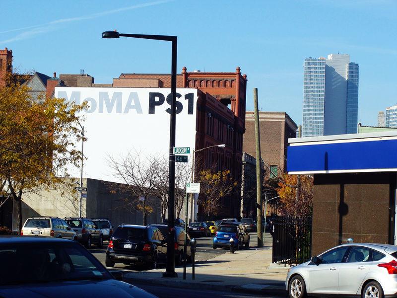 Edificio del MOMA PS1 en Long Island City, Queens, Nueva York - Foto de AHM