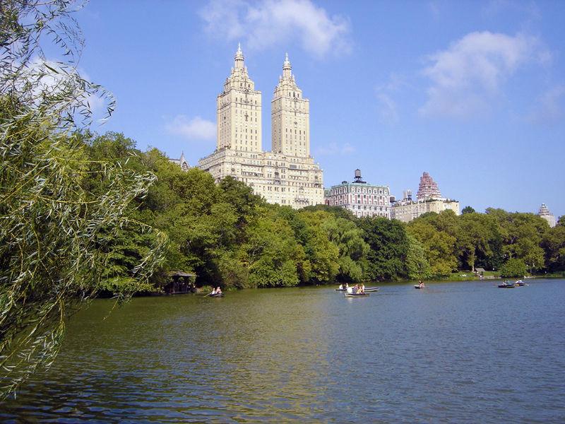 Lagunas de Central Park: The Lake - Foto de AHM